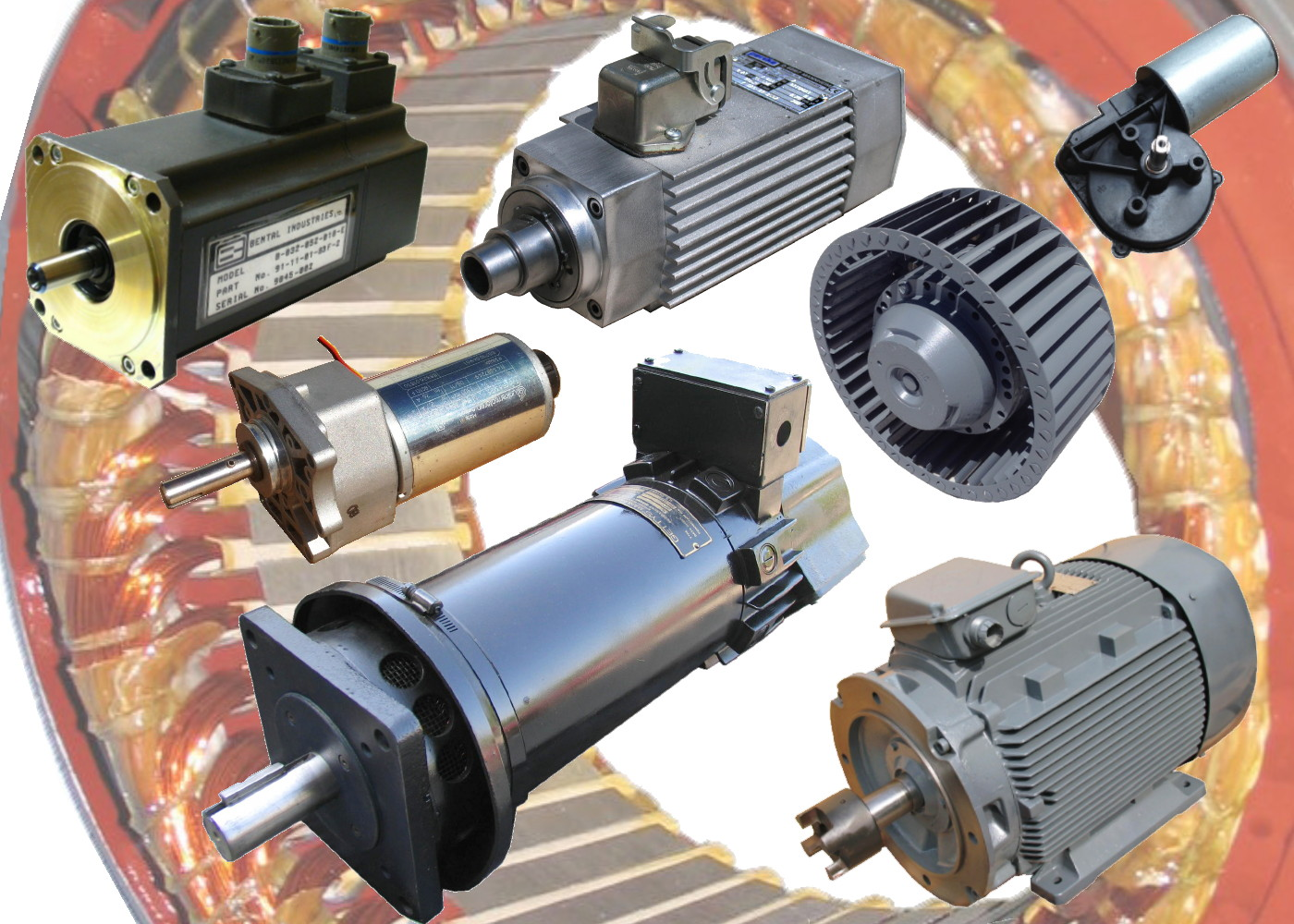 how to fix electric motor
