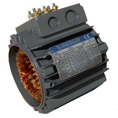 Neri Motori Italy Stator Rewind Motor Repair Rewinds