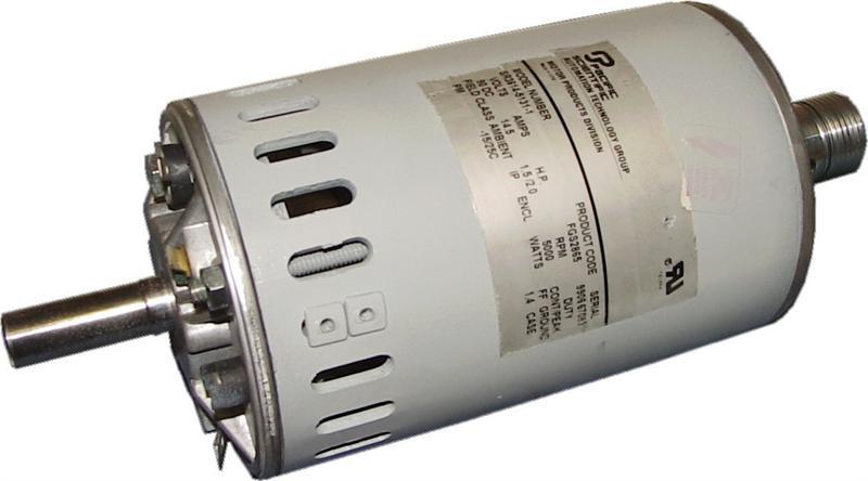 Pacific Scientific Treadmill Motor Repair Rewinds Eurton Electric