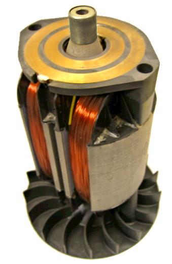 Powermate Coleman S0049620 Generator Rotor Rewind