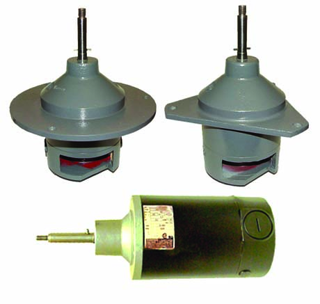 Rupp Bowman H103nb Centrifuge Motor Rebuild Motor Repair Rewinds Eurton Electric