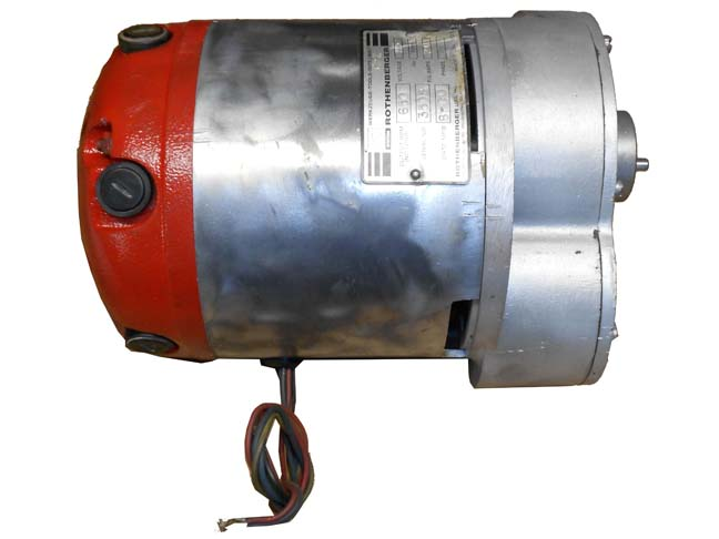 Rothenberger Pipe Bender Ez Cutter Motor Repair Motor