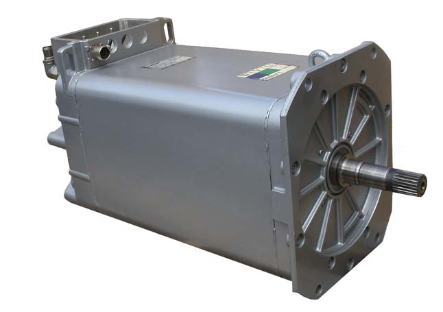 Siemens Hybrid Bus Drive Motor Repair Motor Repair