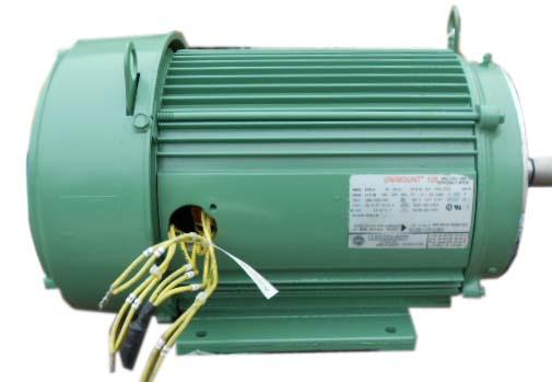 U s electrical motors b0834 pump motor motor repair for Us electrical motors catalog