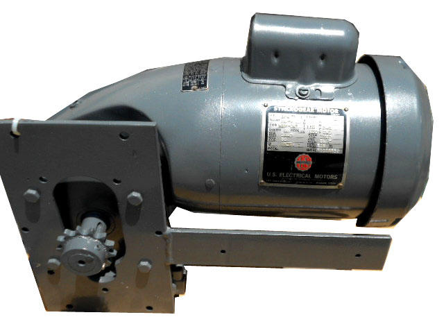 Us motors syncrogear motor repair motor repair rewinds for Biedler s electric motor repair