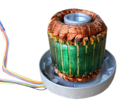 Ziehl Abegg Blower Fan Stator Rewind Eurton Electric