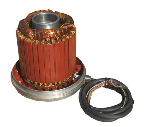 Siemens Fan Blower Stator Rewind Eurton Electric